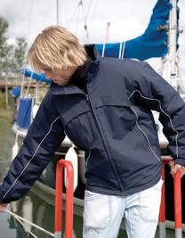 Waterproof Crew Jacket